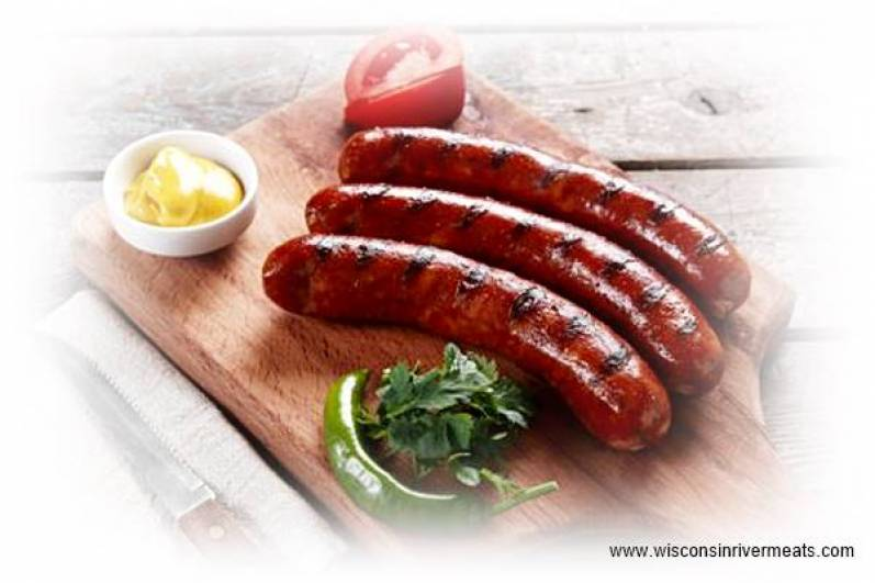Apparently, Sausages in Indonesia Are Not From Beef