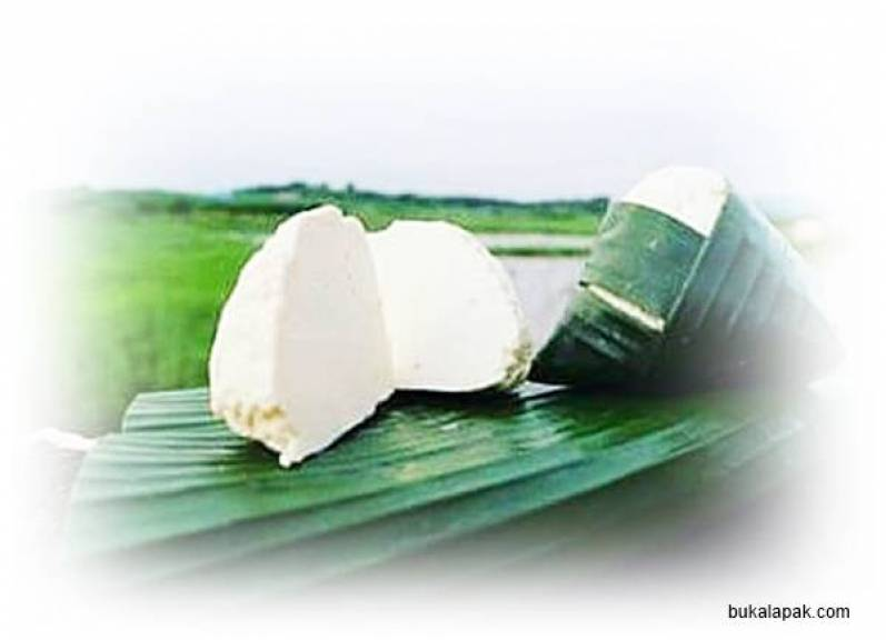 This Food Comes From Milk That is Processed Using Papaya Leaves